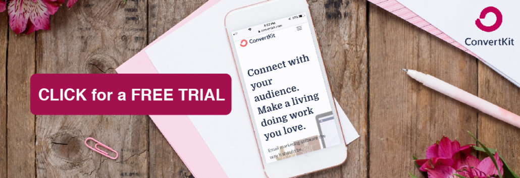 ConvertKit Free Trial Email Marketing Automation for Bloggers