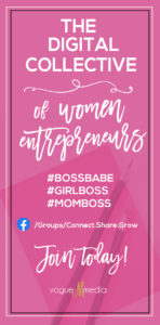 The Digital Collective of Women Entrepreneurs