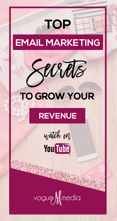 Email Marketing Secrets to Grow Your Revenue