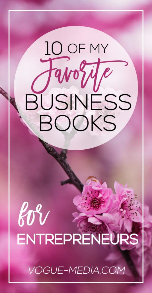 Best Books for Women Entrepreneurs