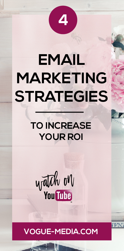 Email Marketing Strategies to Increase Your ROI