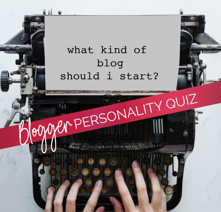 What kind of blog should I start?