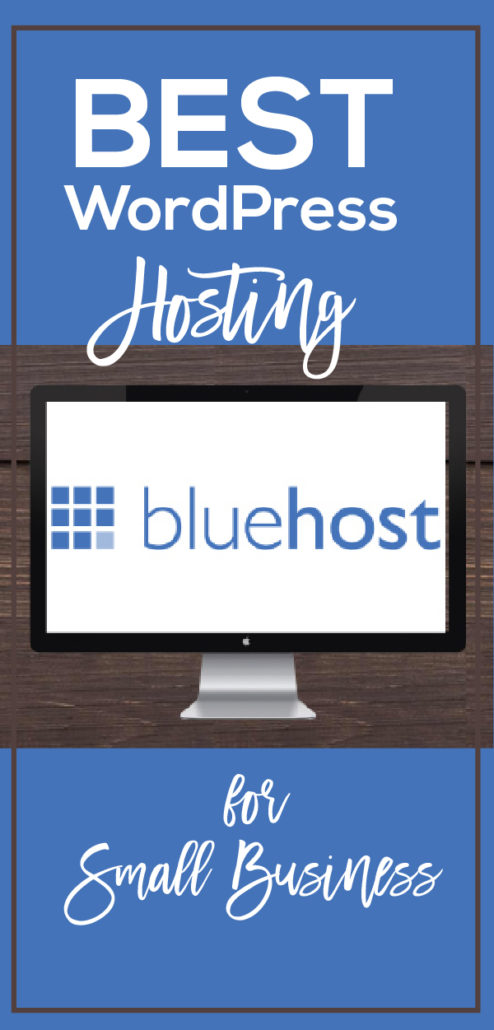 BlueHost WordPress Hosting for Bloggers