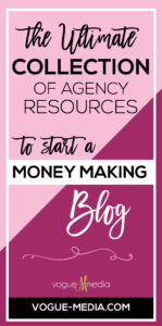 Resources for Starting a Blog & Creating an Online Business
