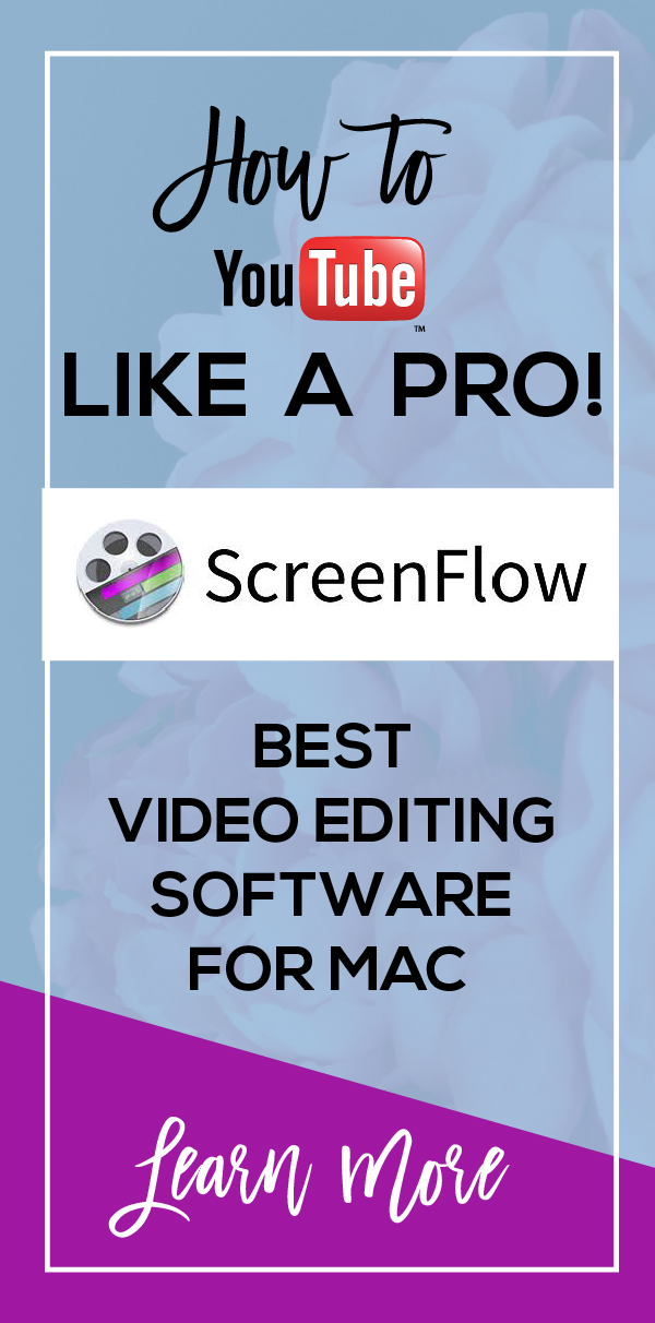 Screenflow for Bloggers