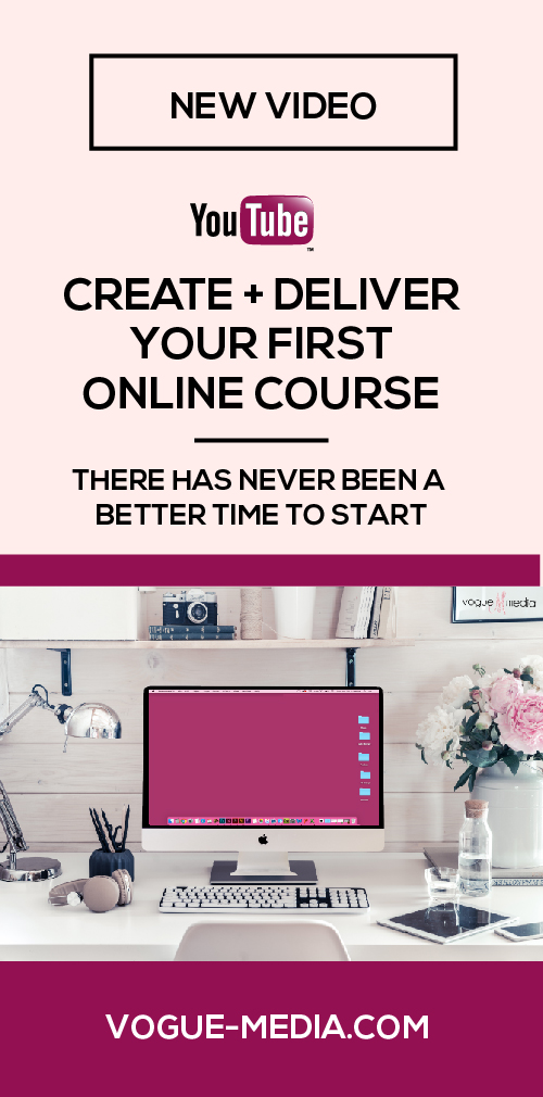 How to Deliver Your Online Course