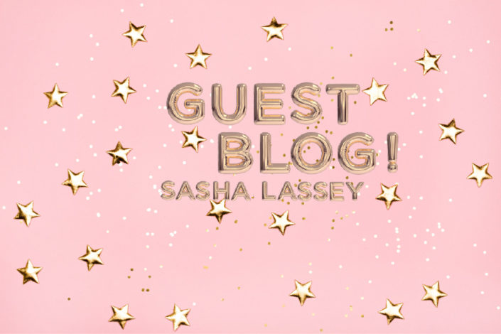 Guest Blog by Sasha Lassey