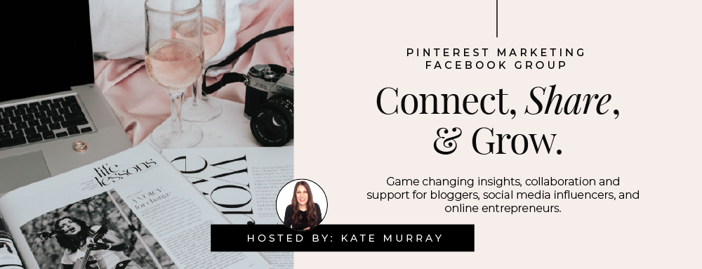 Pinterest Marketing Facebook Group