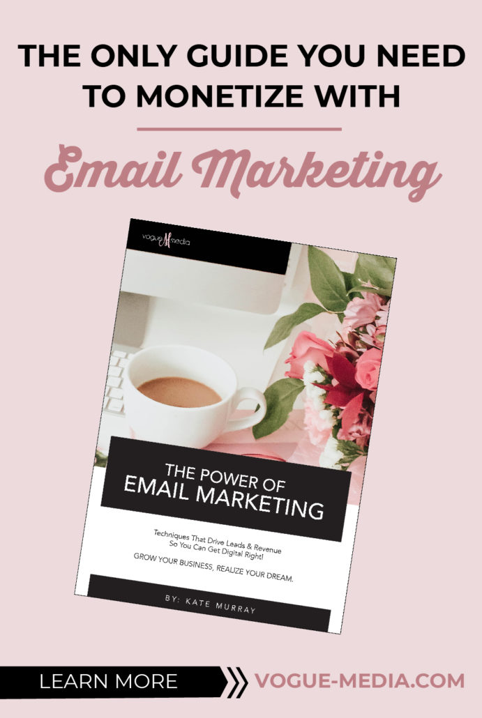 Email Marketing Strategy - Ebook