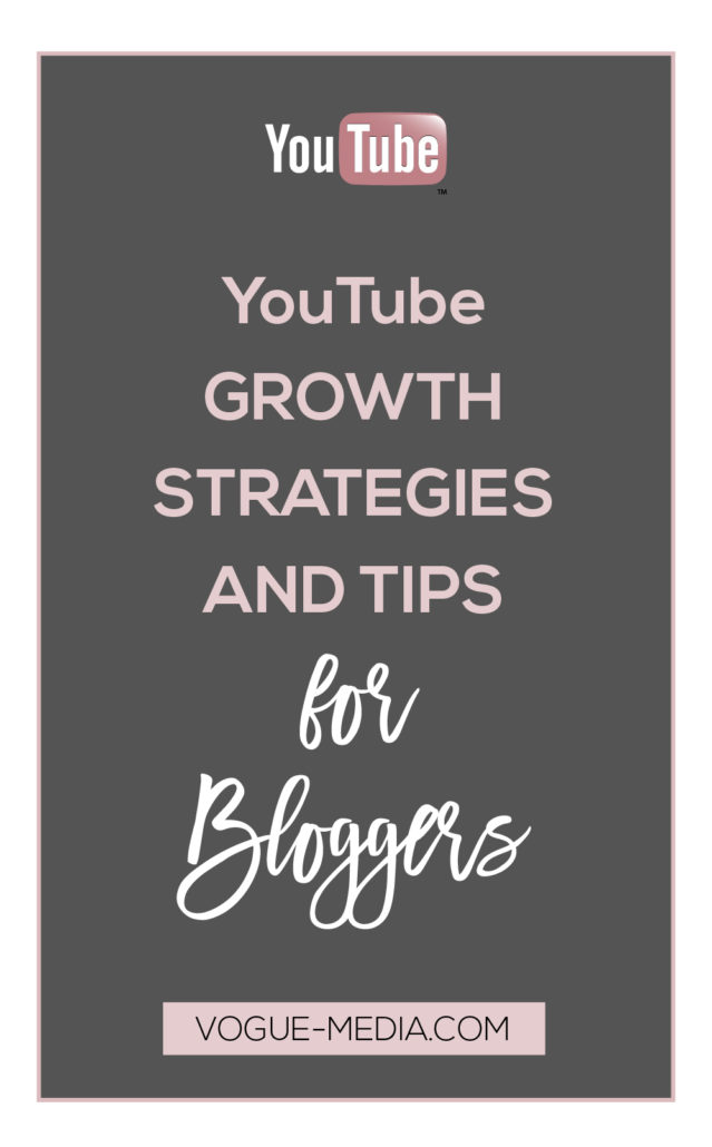YouTube Growth Strategies and Tips