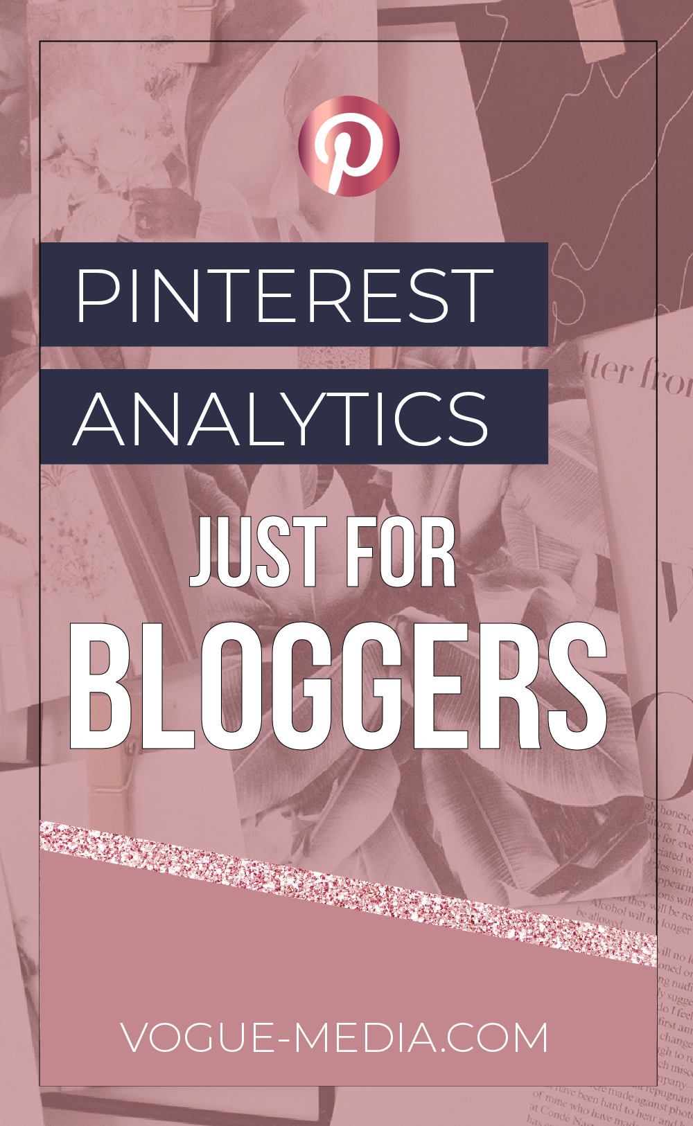 Pinterest Analytics for Bloggers