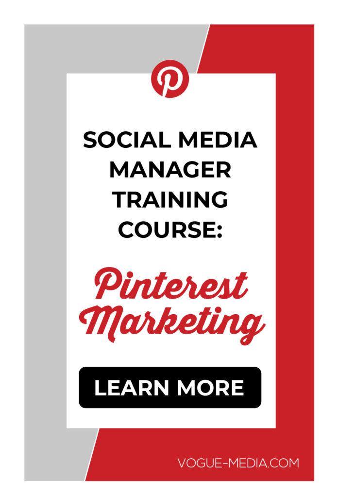 Learn Pinterest Marketing