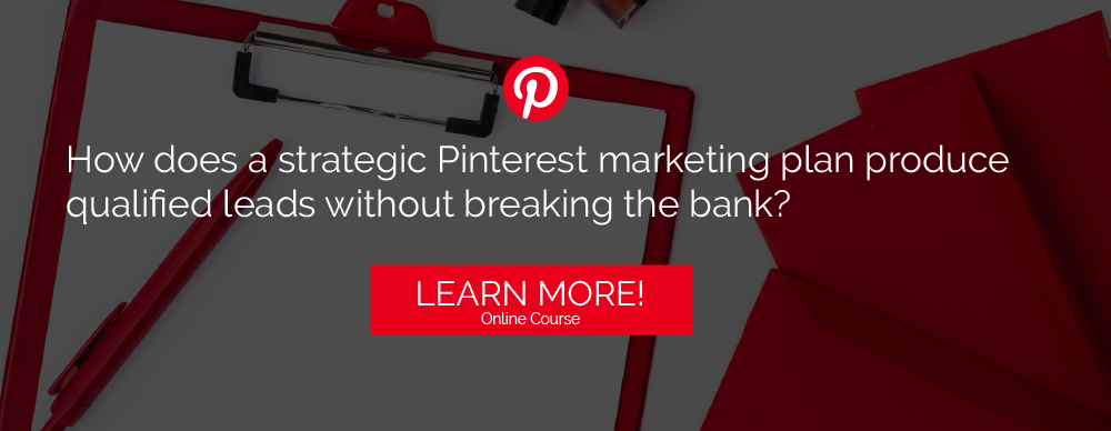 Pinterest Marketing Online Course