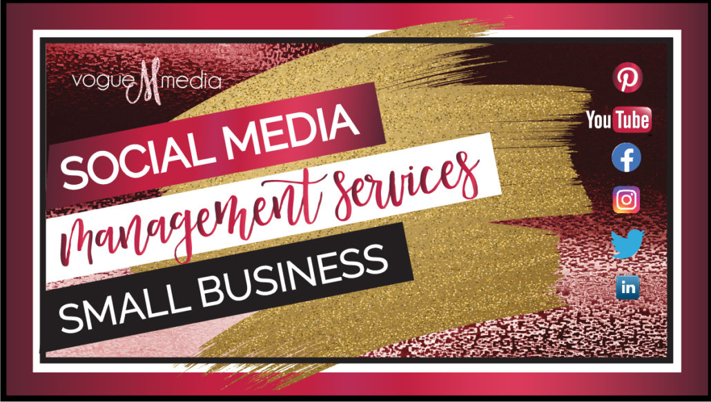 Social Media Management Services for Small Business