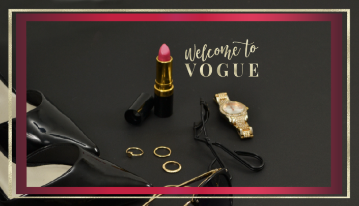 Welcome to Vogue