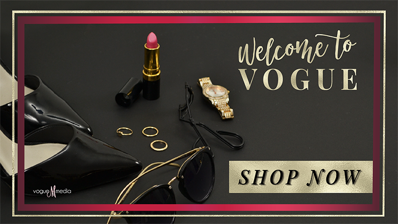Welcome to Vogue - Shop Now